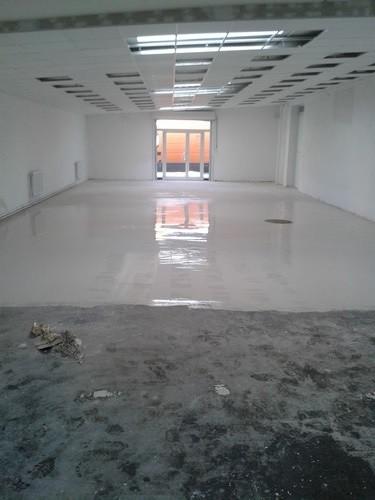 Samonivelizačná podlaha